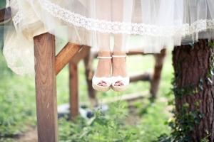 Alpargatas para la novia
