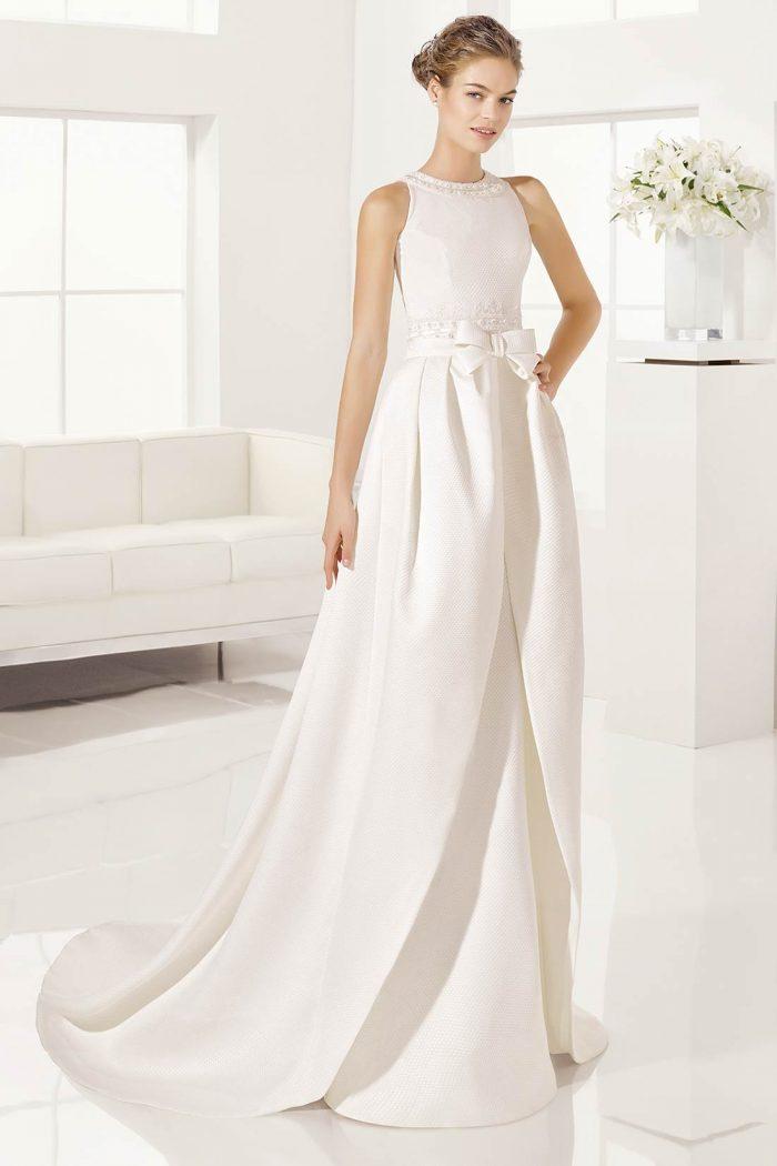 vestido de novia alma novias modelo gante