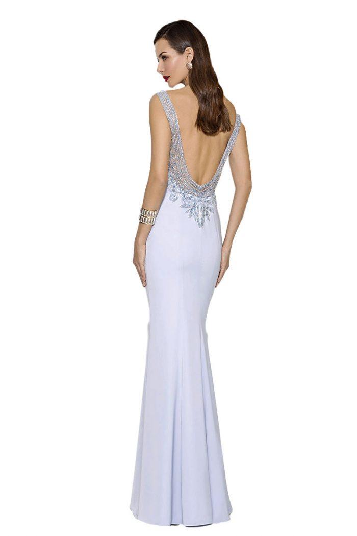 Vestido de fiesta largo zeila modelo 5008269 2 c61