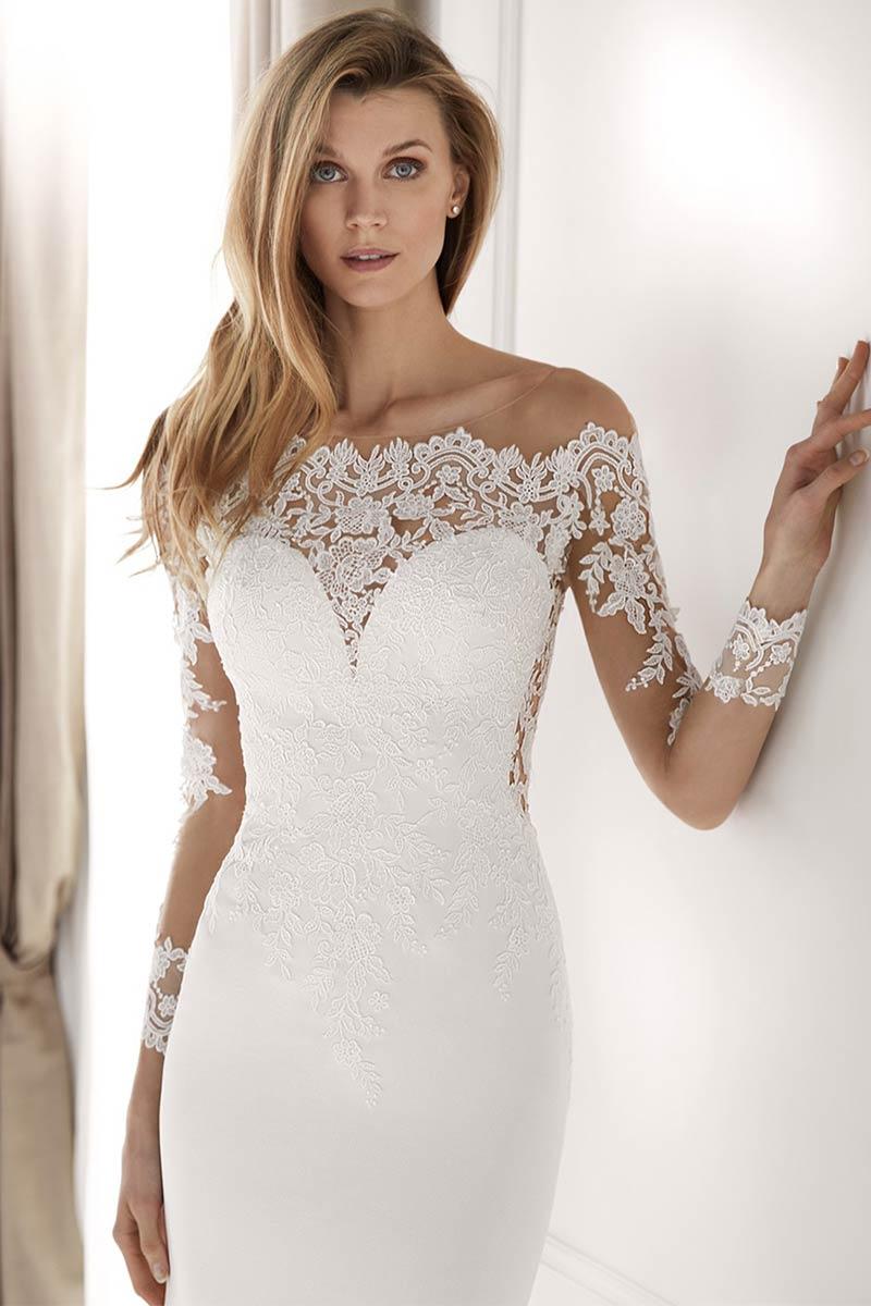 Vestido Novia Nicole spose modelo NIA20491