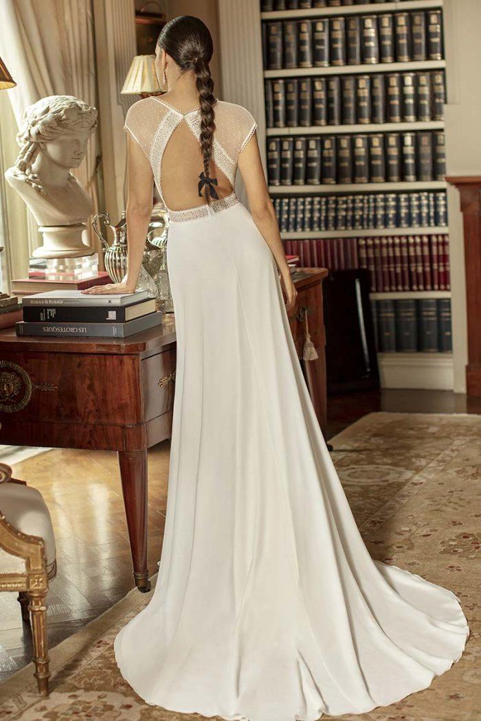 Vestido novia alma novias modelo obit b