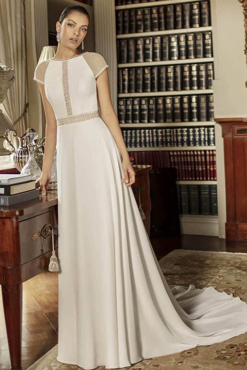 Vestido novia alma novias modelo obit