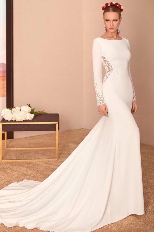 Vestido novia cabotine modelo hayward