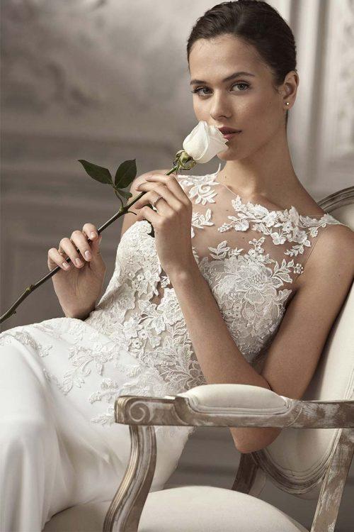 Vestido novia san patrick modelo aeryn e