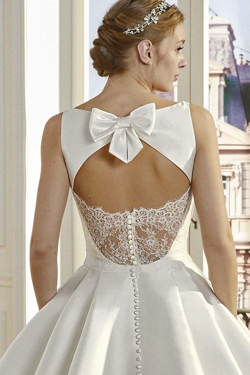 Vestido novia san patrick modelo lannes d