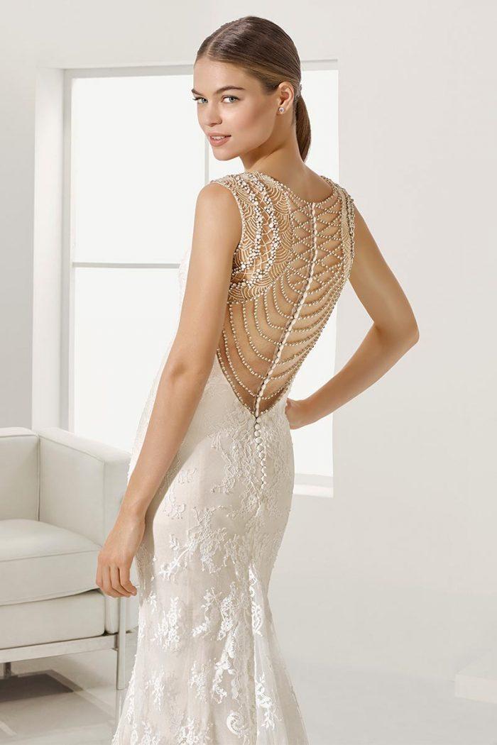 vestido novia alma novias modelo gilbert b