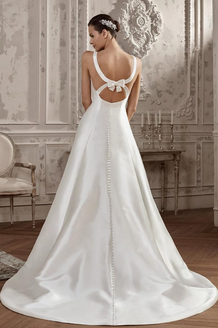vestido novia san patrick modelo amaral b
