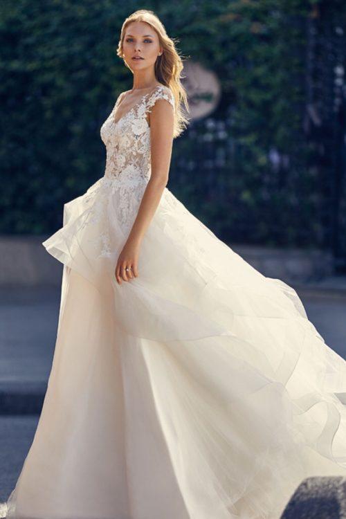 vestido novia san patrick modelo love