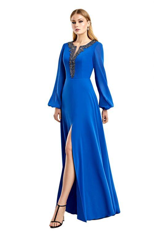 Vestido Madrina Esthefan Modelo NORBERTO