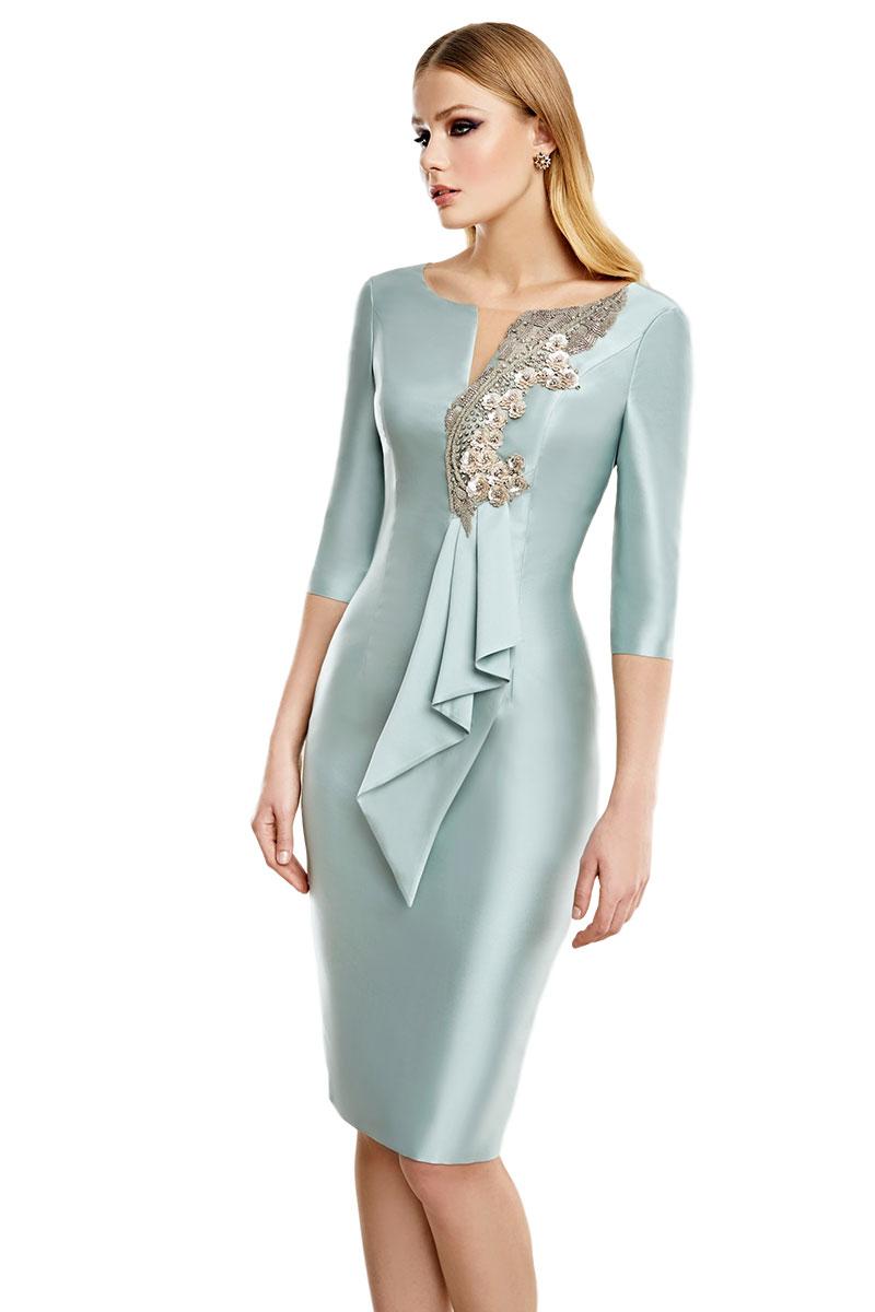 Vestido Madrina Esthefan Modelo NURIA