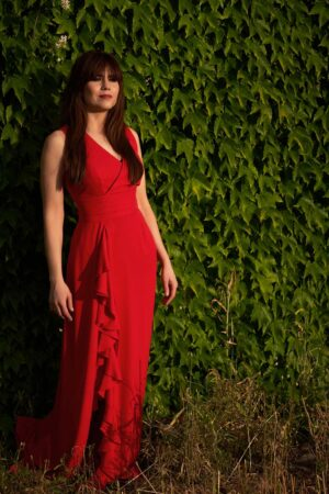 Vestido de Fiesta Entrenovias ICH00571 R
