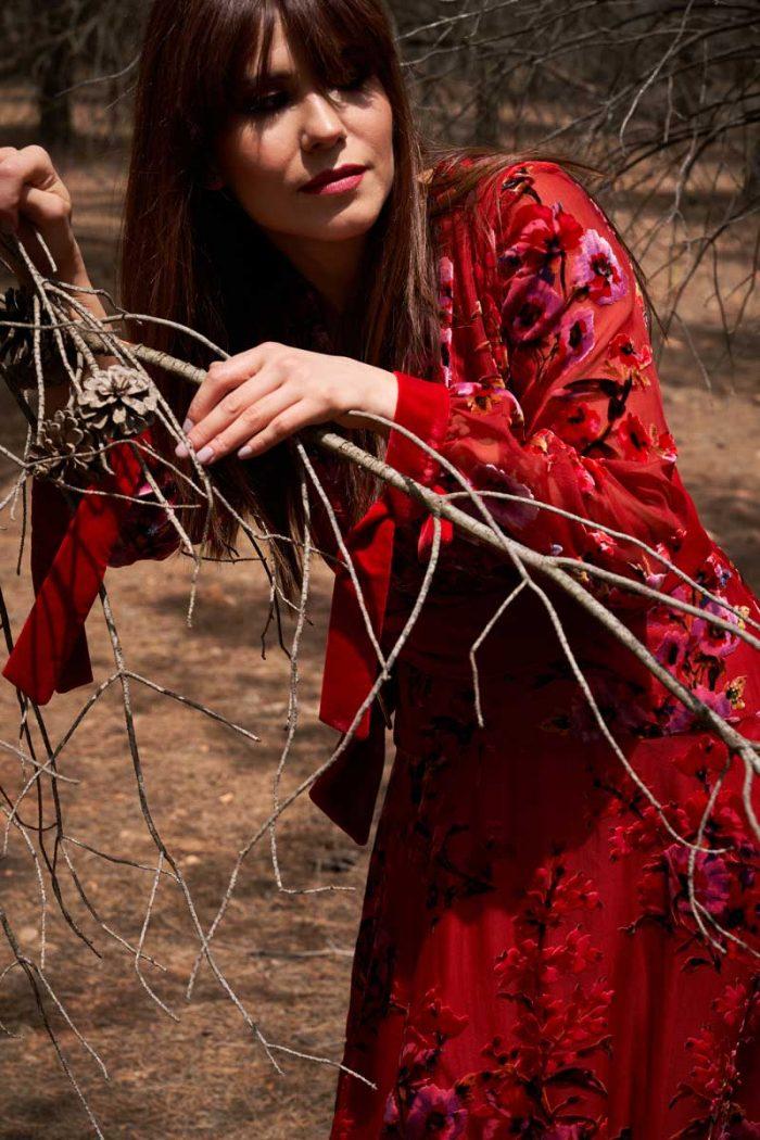 Vestido de Fiesta Entrenovias ICH07636 R