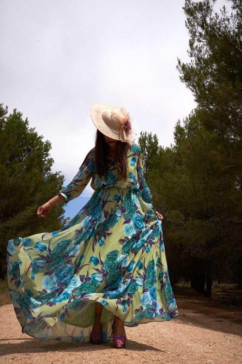Vestido de Fiesta Entrenovias ICH07877 R