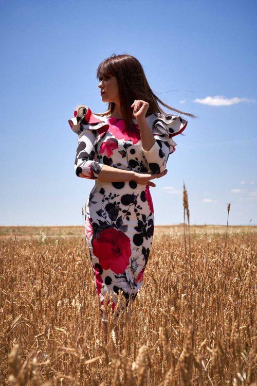 Vestido de Fiesta Entrenovias ICH08116 R