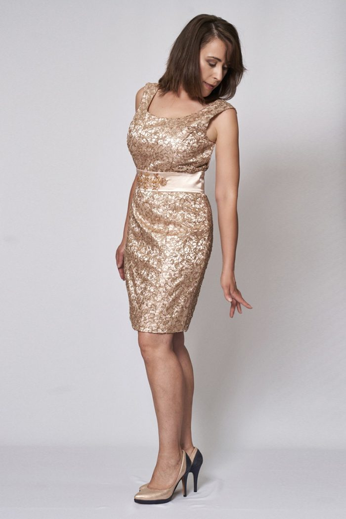 Vestido de fiesta modelo ICH02180 P
