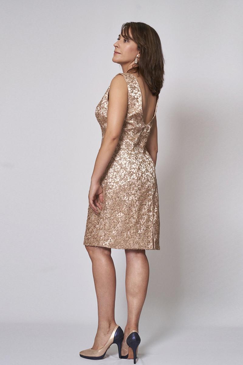 Vestido de fiesta modelo ICH02195 P