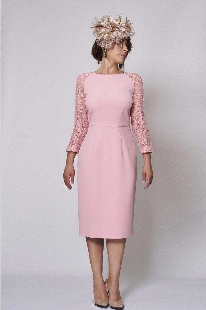 Vestido de fiesta modelo ICH02373 P