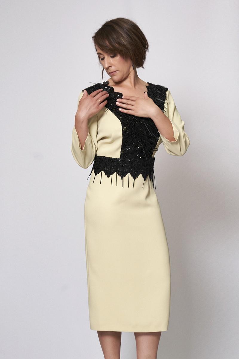Vestido de fiesta modelo ICH02440 P