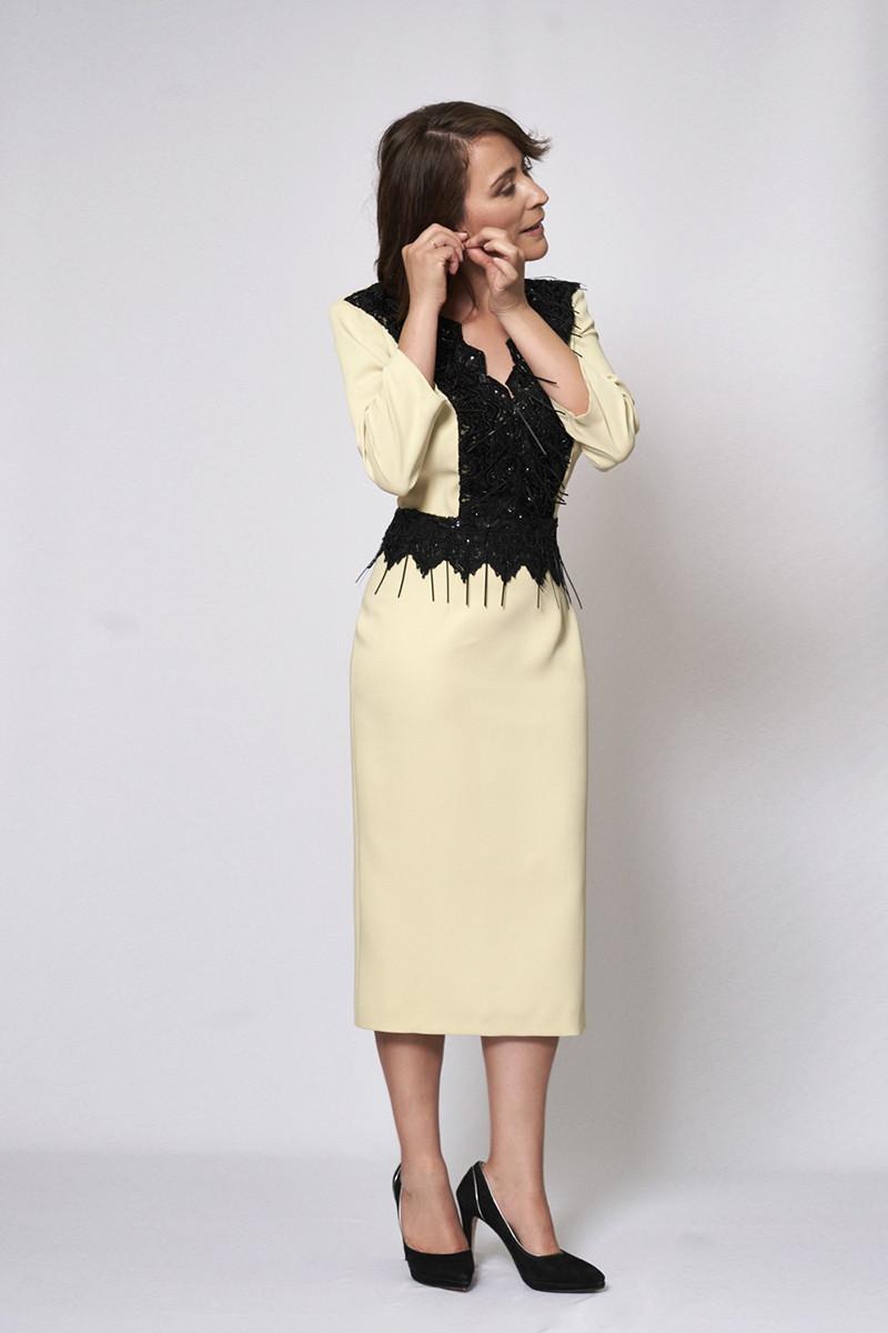 Vestido de fiesta modelo ICH02447 P