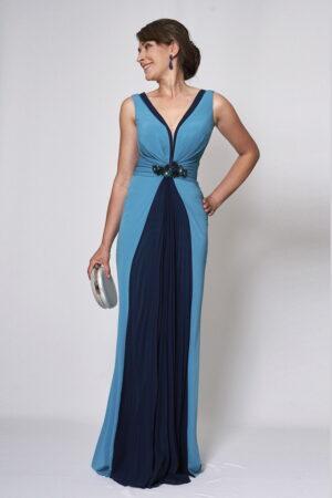 Vestido de fiesta modelo ICH02566 P