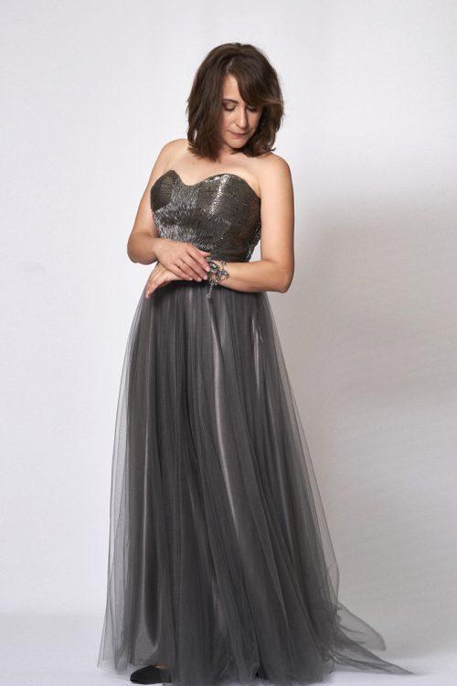 Vestido de fiesta modelo ICH03452 P