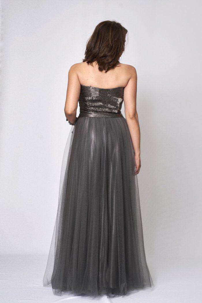Vestido de fiesta modelo ICH03466 P