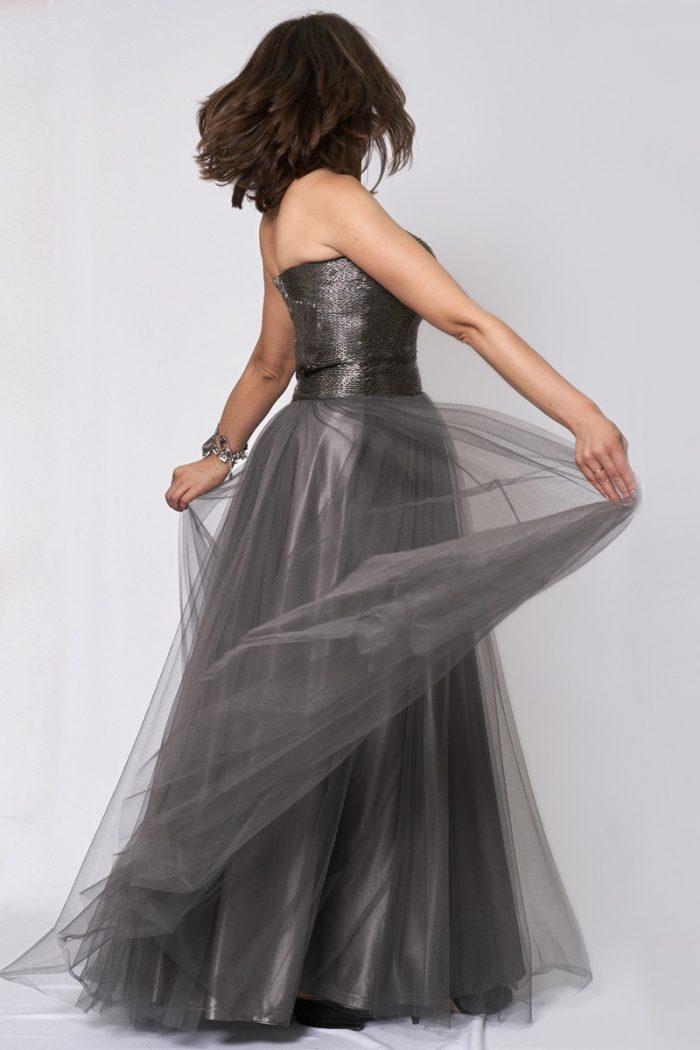 Vestido de fiesta modelo ICH03490 P