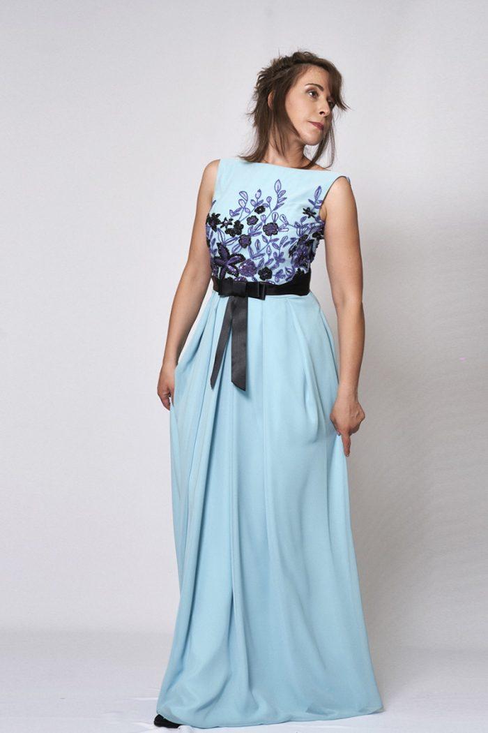 Vestido de fiesta modelo ICH03650 P
