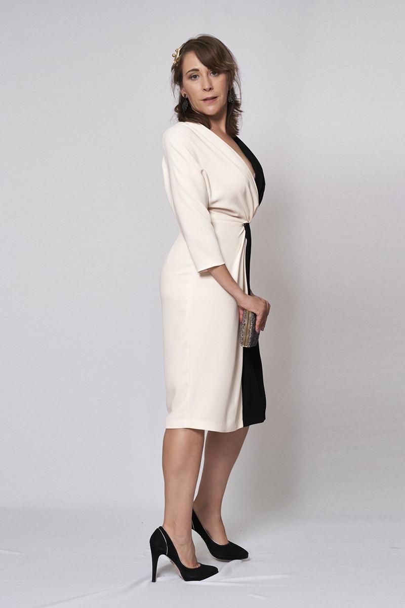Vestido de fiesta modelo ICH04043 P
