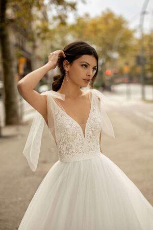 Vestido Novia Alma Novia Modelo 4B176 1 OPERETA
