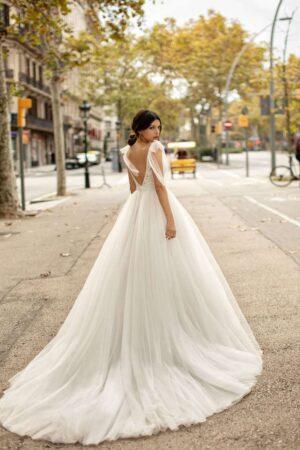 Vestido Novia Alma Novia Modelo 4B176 3 OPERETA